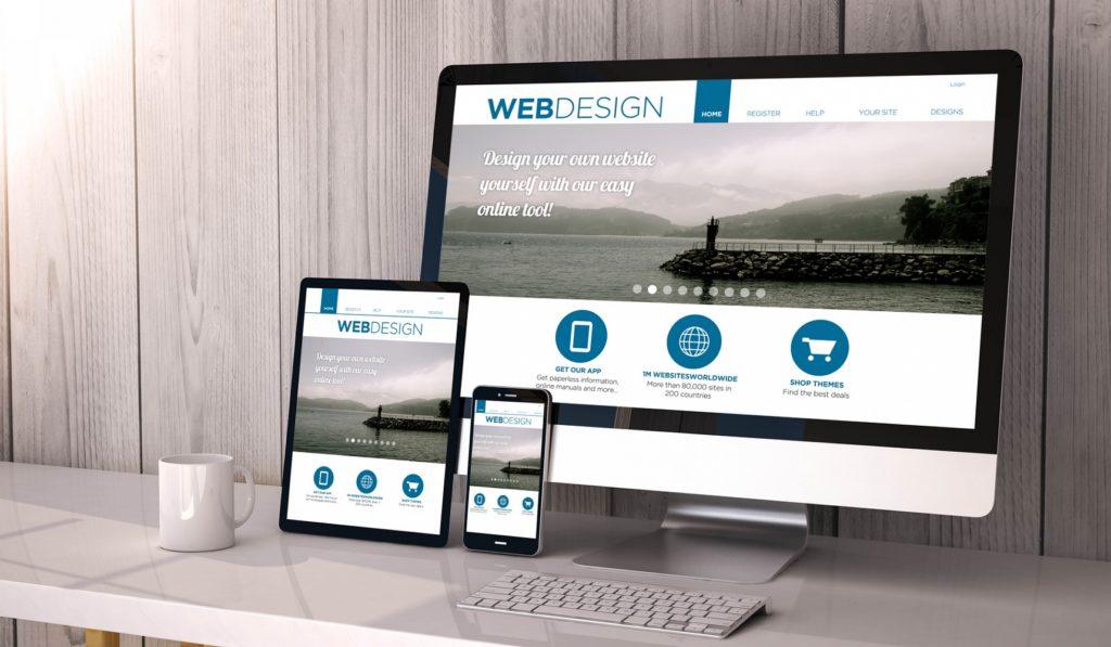 Création site web sans programmation